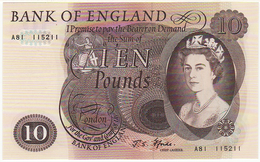 bank of england old notes changing