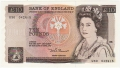 Bank Of England 10 Pound Notes 10 Pounds, from 1980