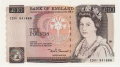 Bank Of England 10 Pound Notes 10 Pounds, from 1987