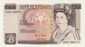 Bank Of England 10 Pound Notes 10 Pounds, from 1988