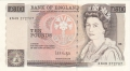 Bank Of England 10 Pound Notes 10 Pounds, from 1991