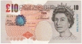 Bank Of England 10 Pound Notes 10 Pounds, from 2000