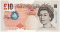 Bank Of England 10 Pound Notes 10 Pounds, from 2012