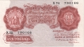 Bank Of England 10 Shilling Notes Britannia 10 Shillings, from 1928