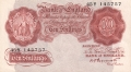 Bank Of England 10 Shilling Notes Britannia 10 Shillings, from 1934