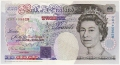 Bank Of England 20 And 50 Pound Notes 20 Pounds, from 1991