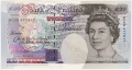 Bank Of England 20 And 50 Pound Notes 20 Pounds, from 1994