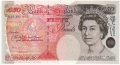 Bank Of England 20 And 50 Pound Notes 50 Pounds, from 2006