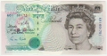 Bank Of England 5 Pound Notes From 1980 5 Pounds, from 1990