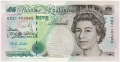 Bank Of England 5 Pound Notes From 1980 5 Pounds, from 1999