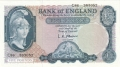 Bank Of England 5 Pound Notes To 1970 5 Pounds, from 1957