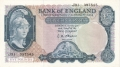 Bank Of England 5 Pound Notes To 1970 5 Pounds, from 1961