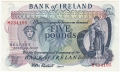 Bank Of Ireland 1 5 And 10 Pounds 5 Pounds, from 1968