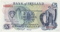 Bank Of Ireland 1 5 And 10 Pounds 5 Pounds, from 1984