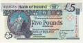 Bank Of Ireland 1 5 And 10 Pounds 5 Pounds,  5. 9.2000