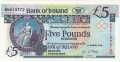 Bank Of Ireland 1 5 And 10 Pounds 5 Pounds,  1. 3.2003