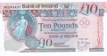 Bank Of Ireland 1 5 And 10 Pounds 10 Pounds,  1. 7.1995