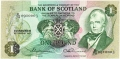 Bank Of Scotland 1 Pound Notes 1 Pound,  8. 9.1976