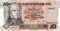 Bank Of Scotland 10 Pound Notes 10 Pounds,  5. 8.1997