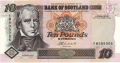 Bank Of Scotland 10 Pound Notes 10 Pounds, 26.11.2003