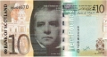 Bank Of Scotland 10 Pound Notes 10 Pounds, 19. 1.2005