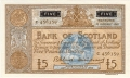 Bank Of Scotland 5 Pound Notes 5 Pounds,  9. 8.1962
