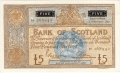 Bank Of Scotland 5 Pound Notes 5 Pounds,  1. 2.1967
