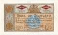Bank Of Scotland Higher Values 20, 12. 9.1960