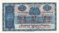 British Linen Bank 1 Pound,  1. 5.1926