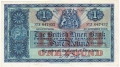 British Linen Bank 1 Pound, 15. 9.1938