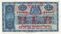 British Linen Bank 1 Pound,  8. 3.1946