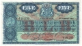 British Linen Bank 5 Pounds,  2. 1.1961