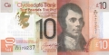 Clydesdale Bank Plc 10 Pounds 10 Pounds, 25. 1.2017