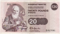 Clydesdale Bank Plc Higher Denominations 20 Pounds,  5. 1.1983