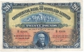 Commercial Bank Of Scotland Ltd 20 Pounds,  2. 3.1942