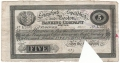 English Provincial Banks 5 Pounds, 11. 5.1898