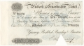 English Provincial Banks 10 Pounds,  1.11.1894