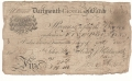 English Provincial Banks 5 Pounds, 12. 6.1818