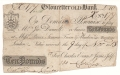 English Provincial Banks 10 Pounds,  9.11.1813