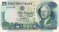 First Trust Bank 50 Pounds,  1. 1.1998
