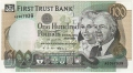 First Trust Bank 100 Pounds, 10. 1.1994