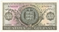 Guernsey 1 Pound, from 1969