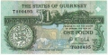 Guernsey 1 Pound, from 2002