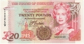 Guernsey 20 Pounds, from 1996