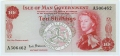 Isle Of Man Ten Shillings, 1969