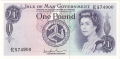 Isle Of Man 1 Pound, from 1972
