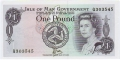 Isle Of Man 1 Pound, from 1979