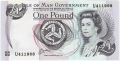 Isle Of Man 1 Pound, from 1991