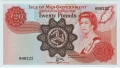 Isle Of Man 20 Pounds, 1979