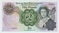 Isle Of Man 50 Pounds, from 1983